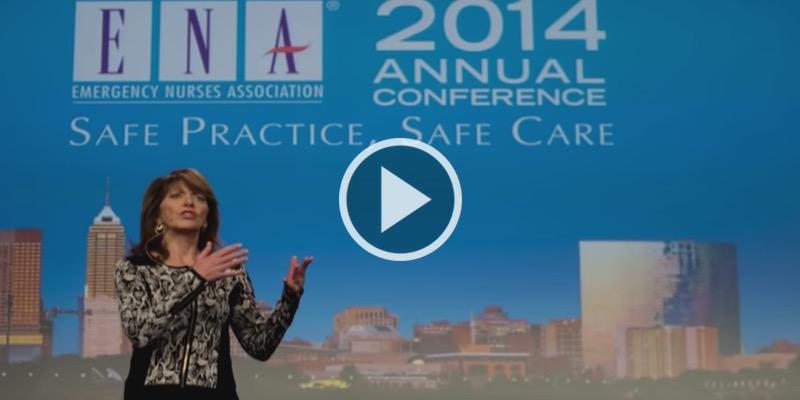 Diane Sieg Speaking Video