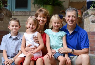 About - Diane Sieg Family