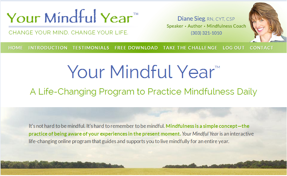 Products - Your Mindful Year