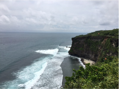 Lessons from Bali - beach