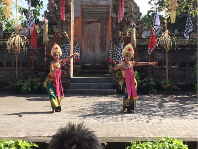 Lessons from Bali - Dancers