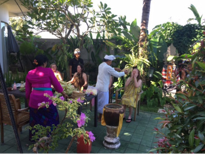 Lessons from Bali - purification