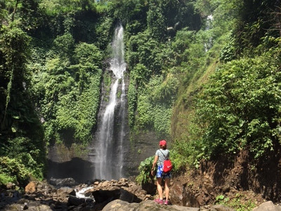Lessons from Bali - waterfalls