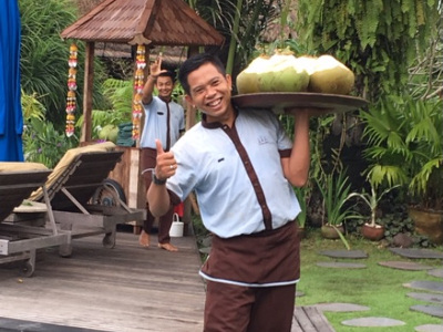 Lessons from Bali - staff