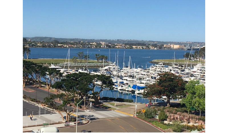San Diego marina AONE 2019