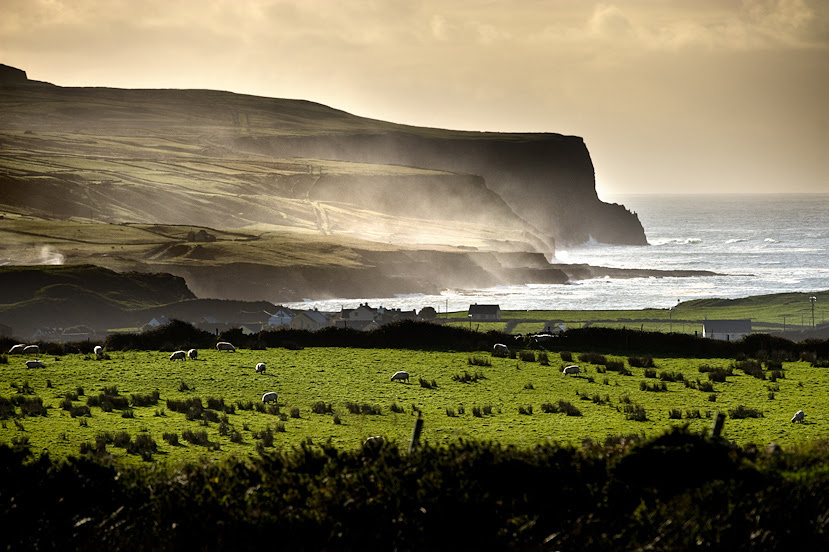 Coast of Ireland